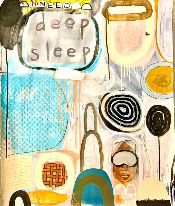 Liz Maugans, In Need of Sleep, 2020