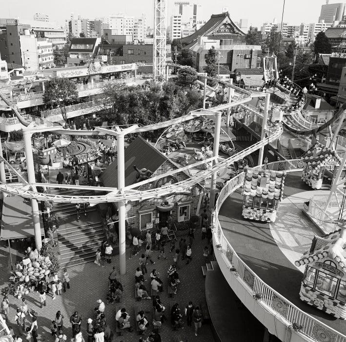 Garie Waltzer, Tokyo/Hanayashiki - Amusement Park, 2007