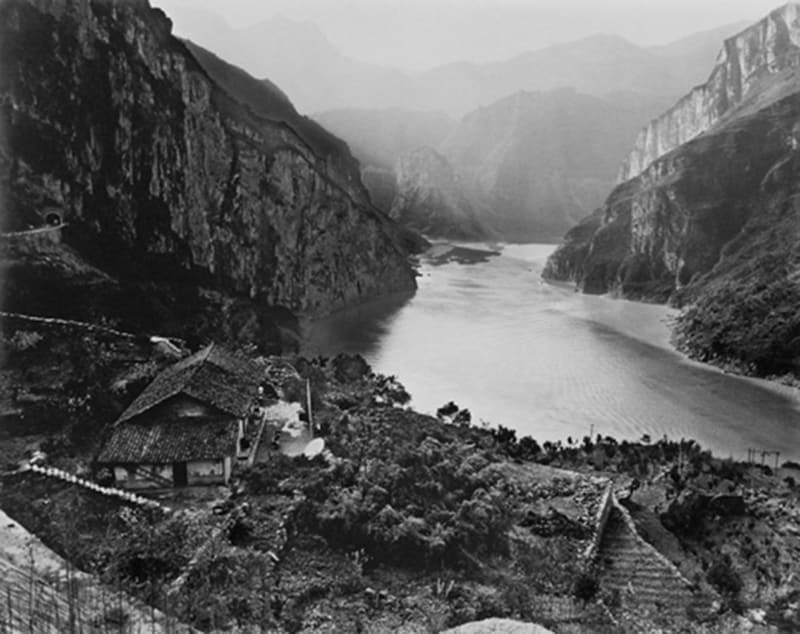 Linda Butler, Yangtze Overlook, 2003