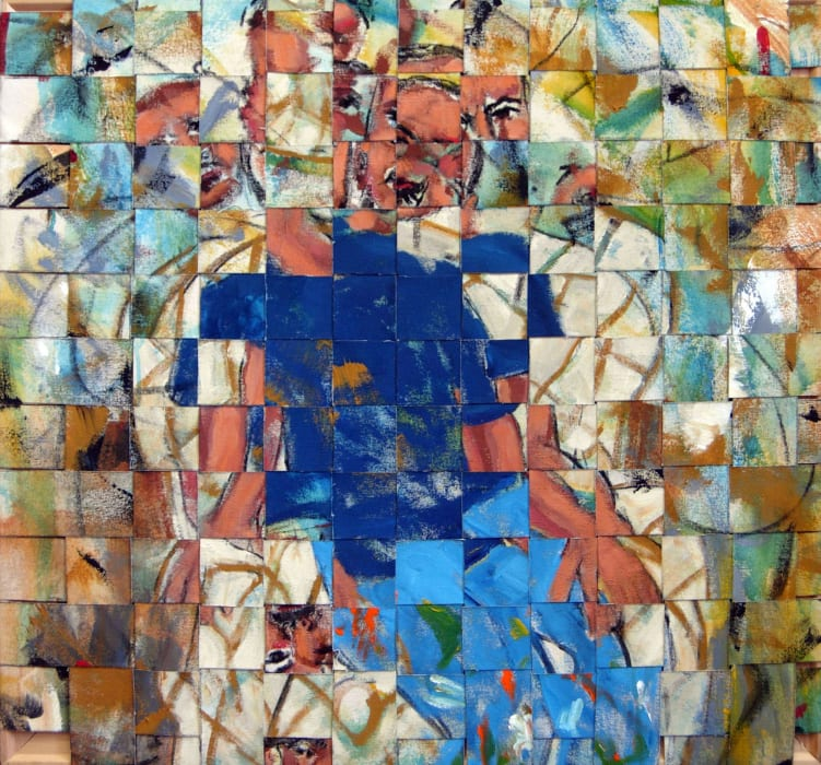 Ken Nevadomi, Exploding Artist, 2011
