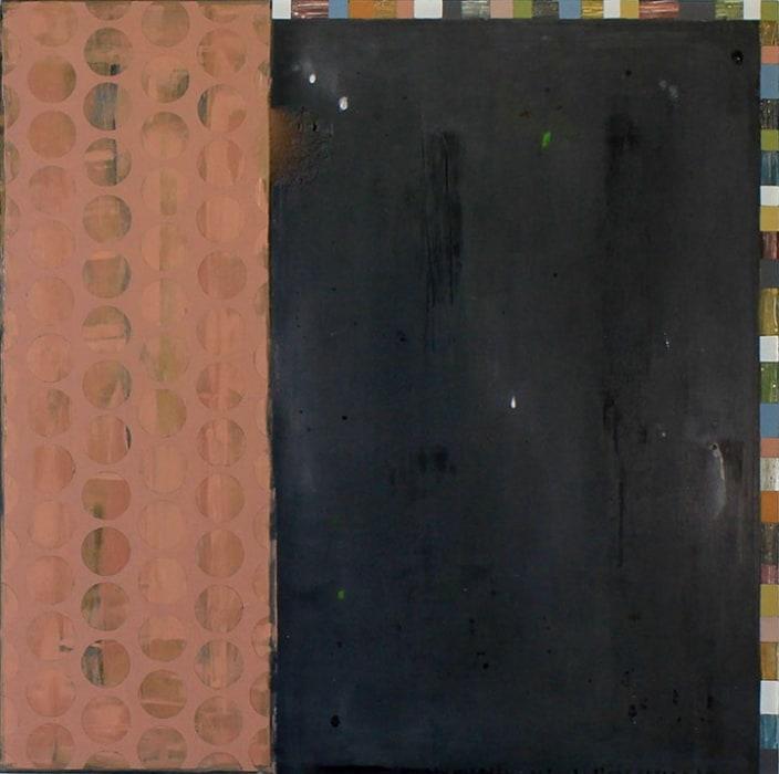 Judy Barie, Fade to Black II, 2020
