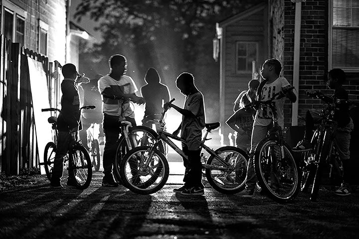 Donald Black Jr., Baby Bike Life, 2019/2021