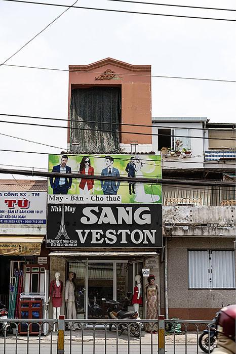 Garie Waltzer, HCMC/Sang Veston, 2019/2021