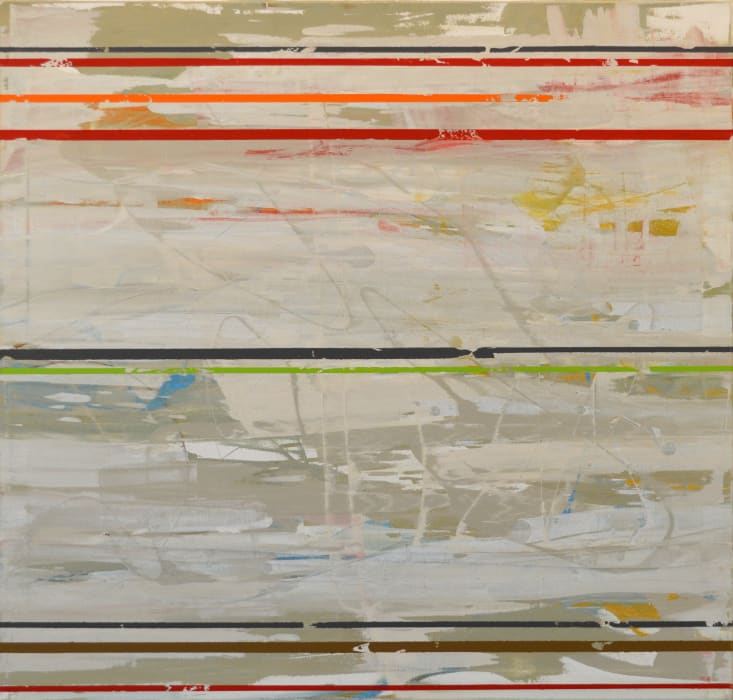 Tricia Lazuka, Fresh Paint 34, 2015