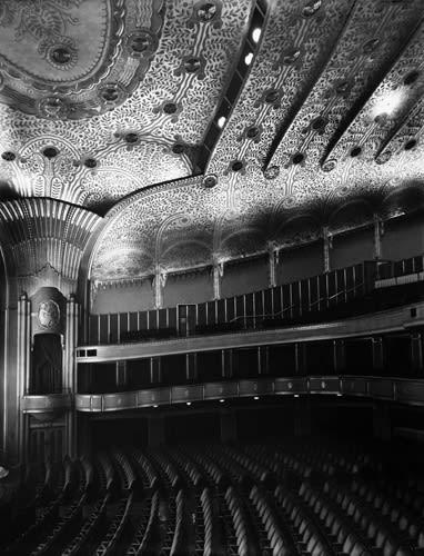Linda Butler, Ceiling Brocade, Severance Hall, Cleveland, Ohio 199, 1999
