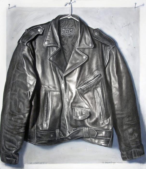 George Mauersberger, USA Leather 1, 2011