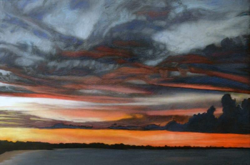 George Mauersberger, Bay Sky 1, 2017