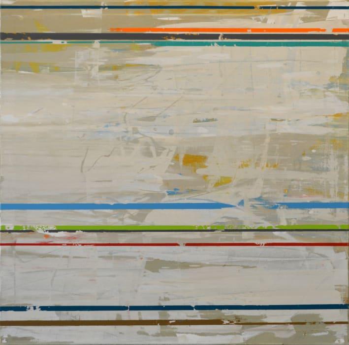 Tricia Lazuka, Fresh Paint 35, 2015