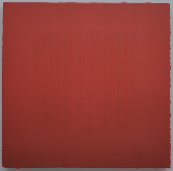 Marc Ross, Bucket Full of Red, 2020