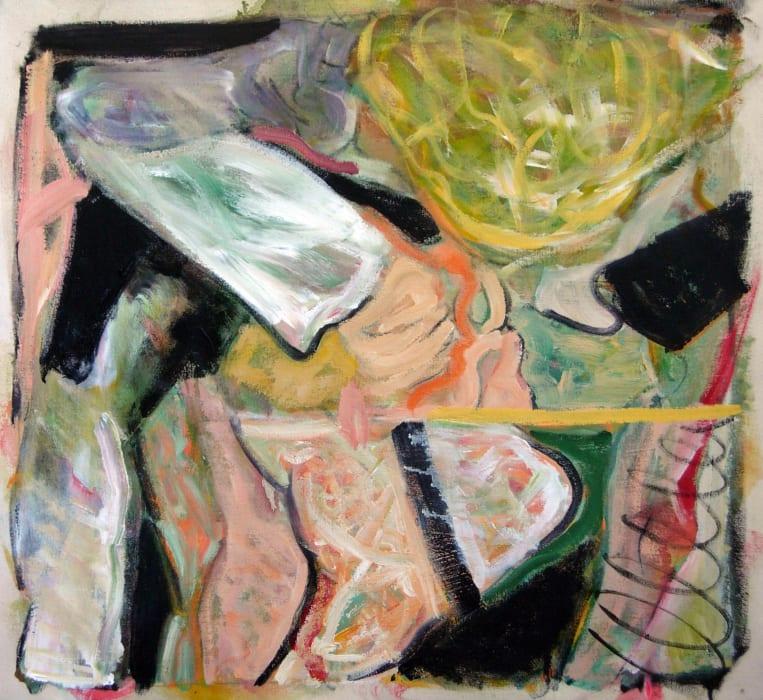 Ken Nevadomi, Yellow Line, 2010