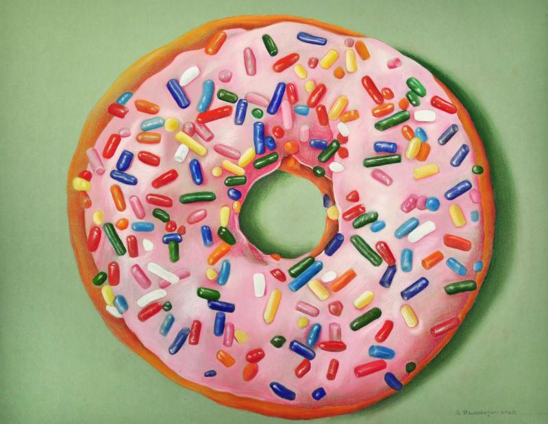 George Mauersberger, Donut 5, 2020