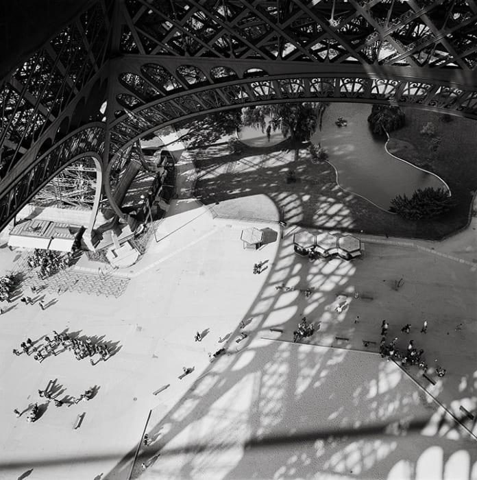 Garie Waltzer, Paris/Eiffel Tower #2, 2005