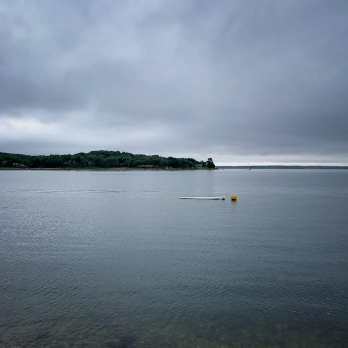 Ron Barron, Summer's Lease (Peconic Bay, NY), 2018