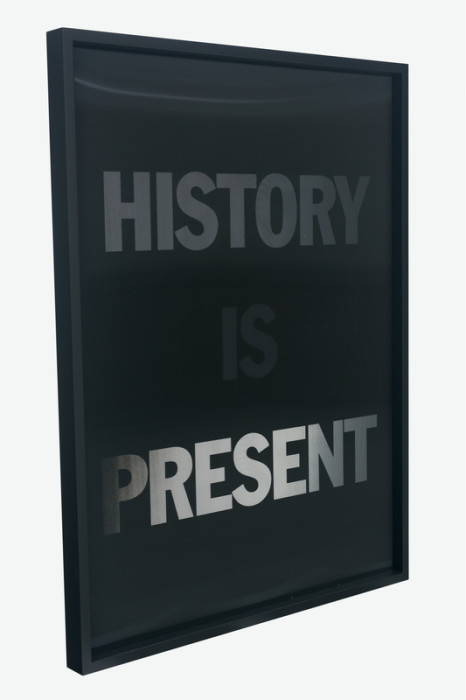 History is Past, Past is Present