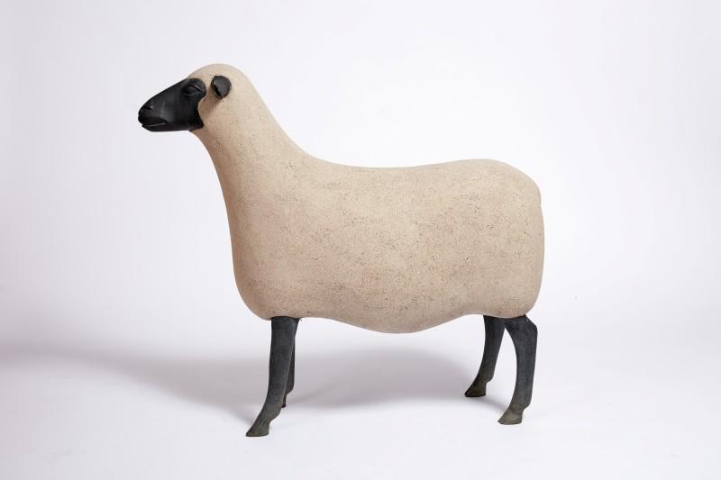 François-Xavier Lalanne, Nouveaux Moutons (Brebis), 1994/1997