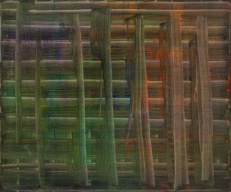 Gerhard Richter, Abstraktes Bild [Abstract Painting], 1992