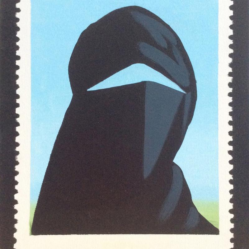 Darren Coffield, Stamp VI, 2007