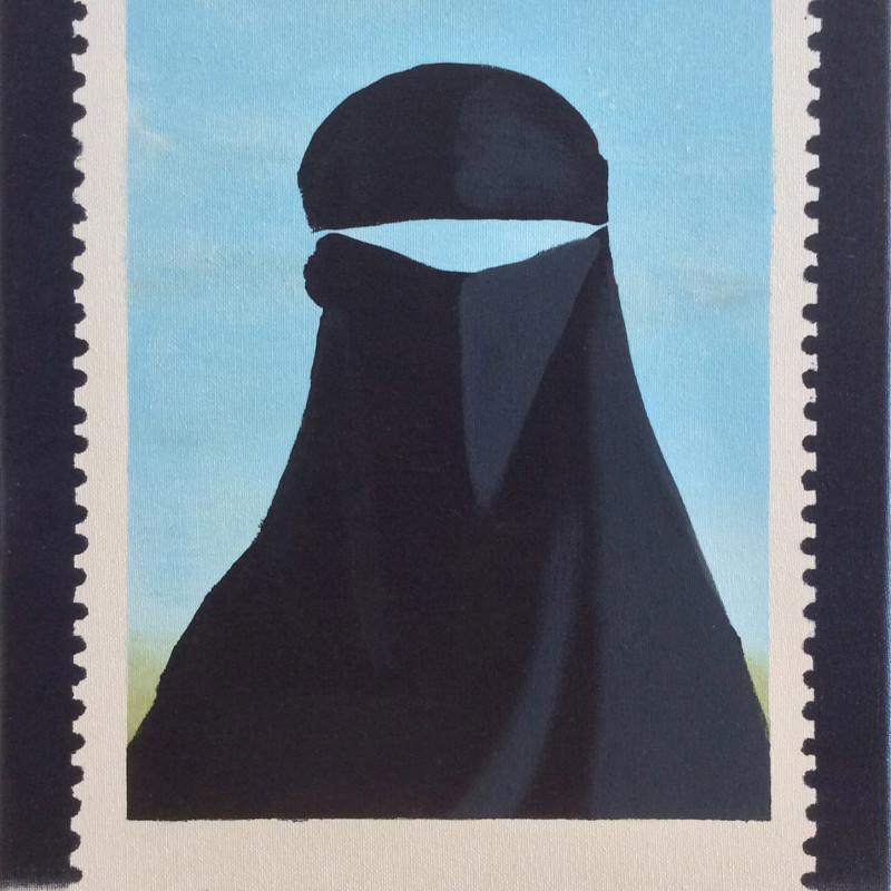 Darren Coffield, Stamp I, 2007