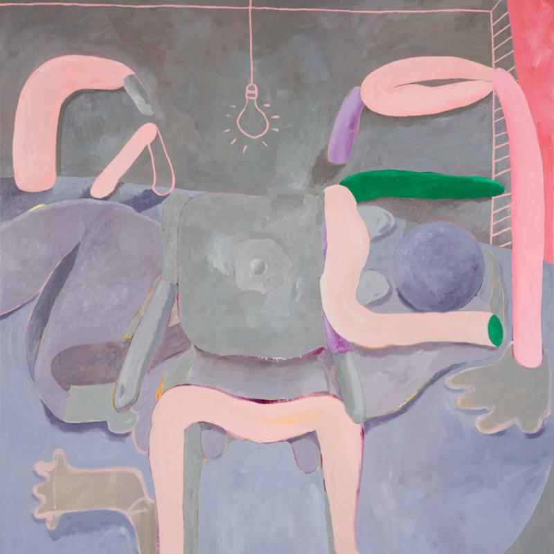 Tahnee Lonsdale, 'Her Chair', 2017