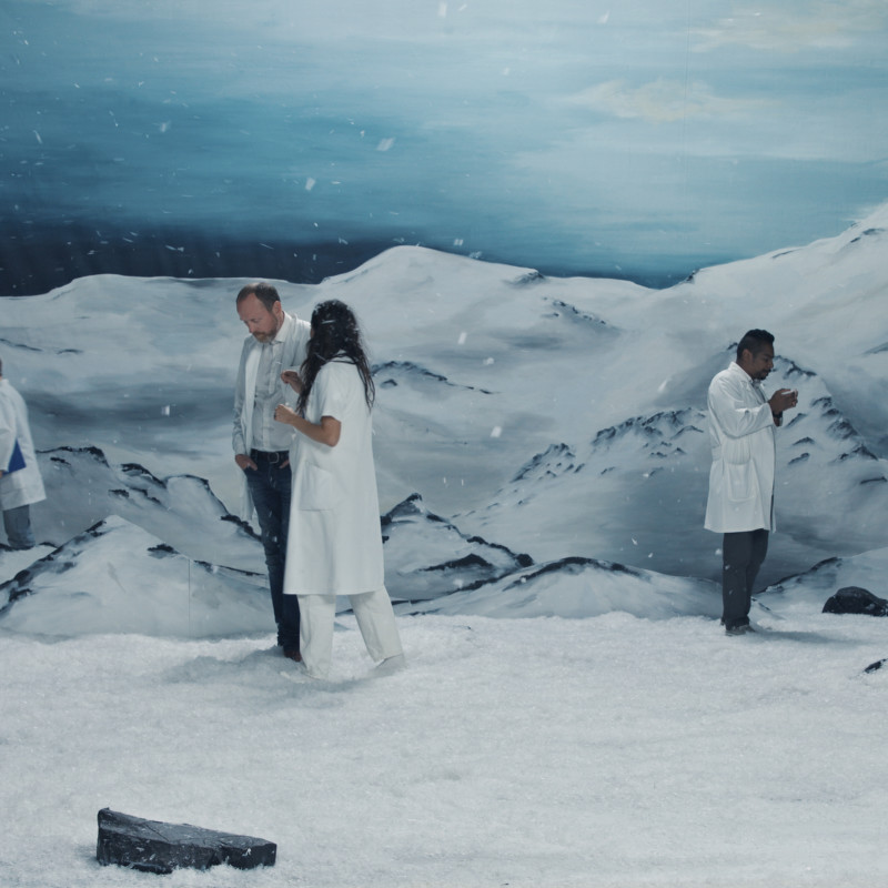 RAGNAR KJARTANSSON - Figures in Landscape (Saturday), 2018