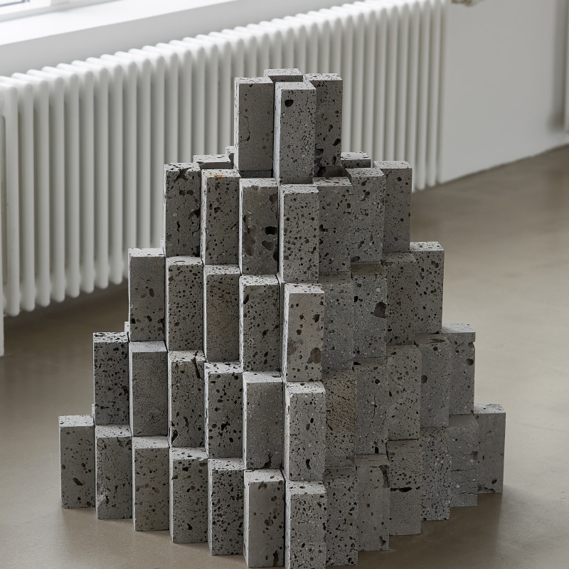 RAGNA RÓBERTSDÓTTIR - Untitled, c.a. 1989-1991