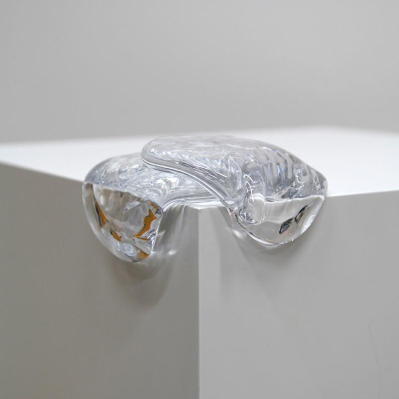 KARIN SANDER - Glass Piece 74, 2017