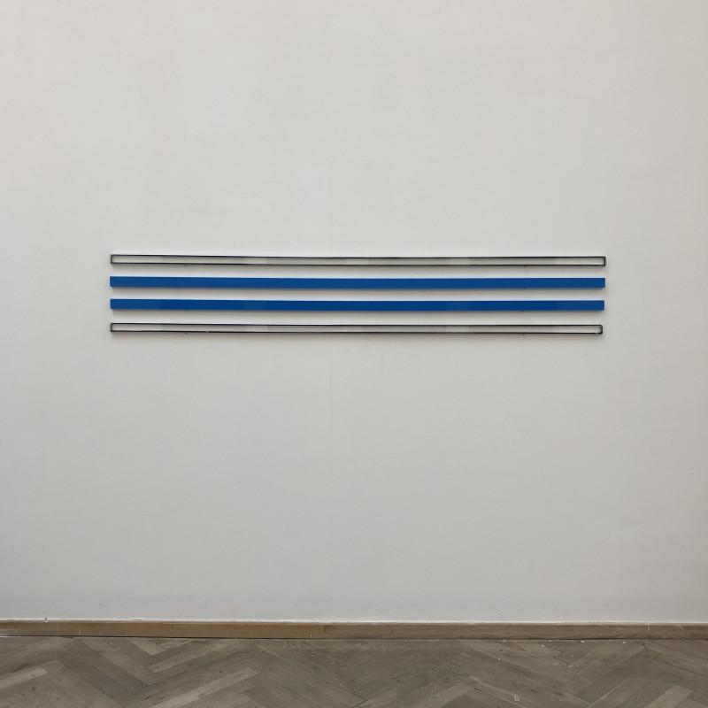 KRISTJÁN GUÐMUNDSSON - Clear View with Blue, 2018