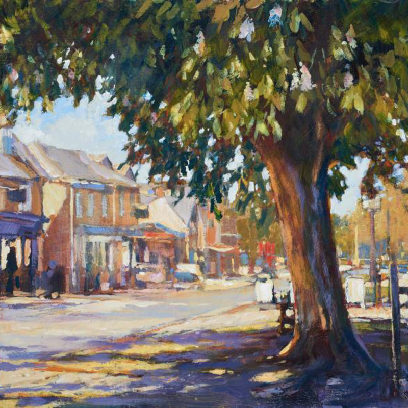 John Hammond, SWAC - Chestnut, Broadway