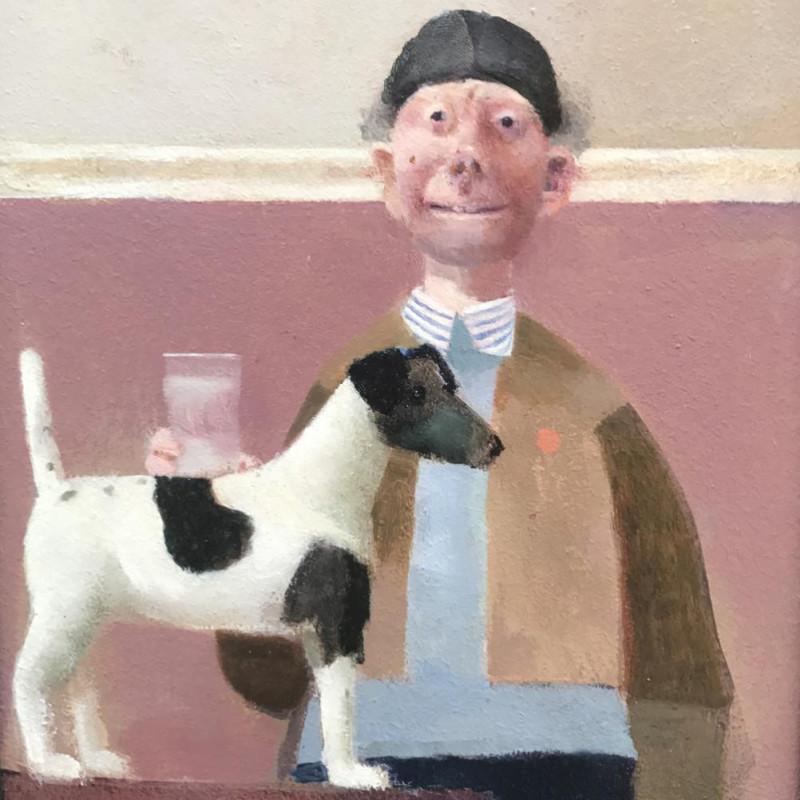 David Eustace RBA, Smilers dog
