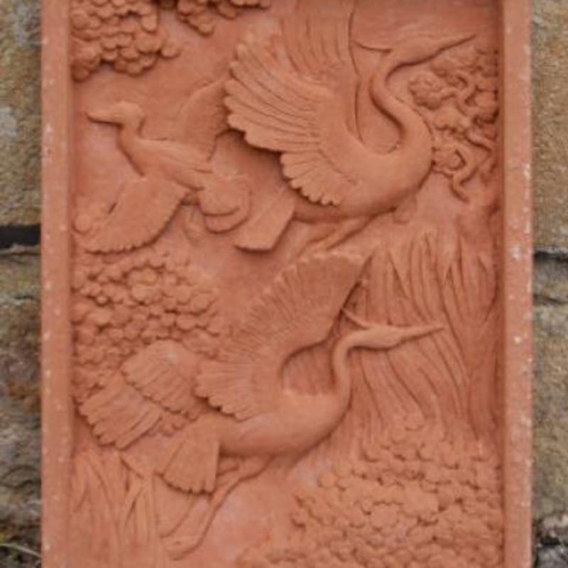 Michael Grevatte - Flying birds relief