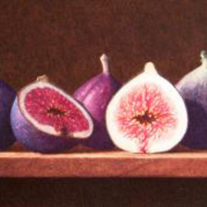 Nigel Ashcroft - A Gathering of Figs