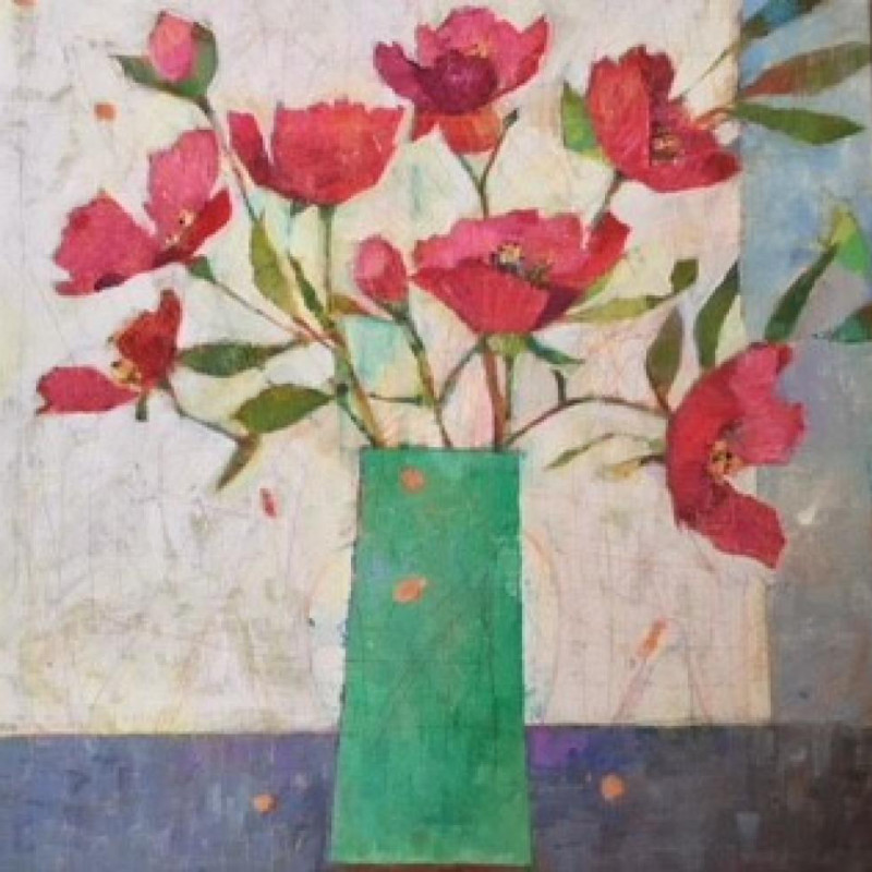 Sally Anne Fitter - Winter blooms