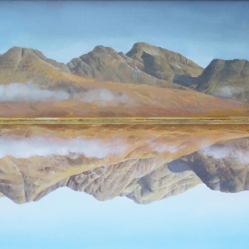 Alan Thompsn, Skye