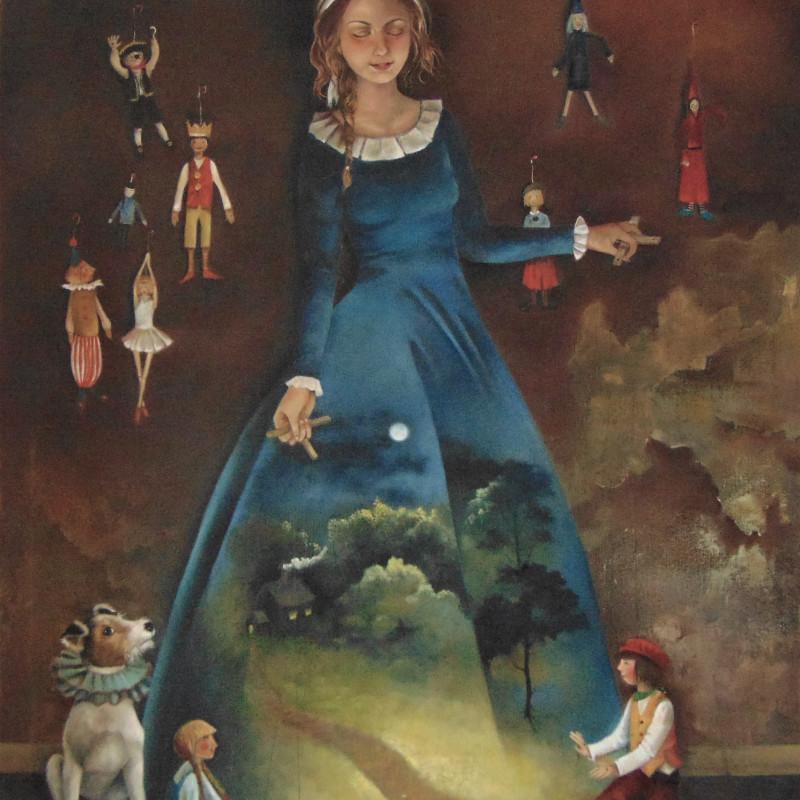 Rosie Lippett, Puppeteer