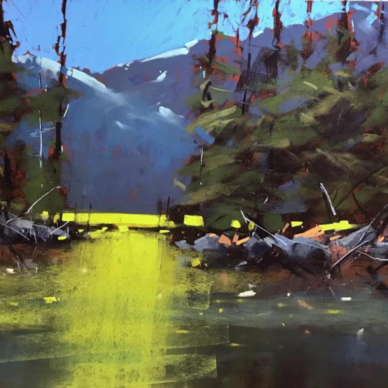 Tony Allain PS, PSA, MPANZ - Long Pole Pines, Oregon