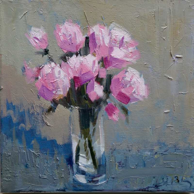 Gary Long - Peonies rolling out