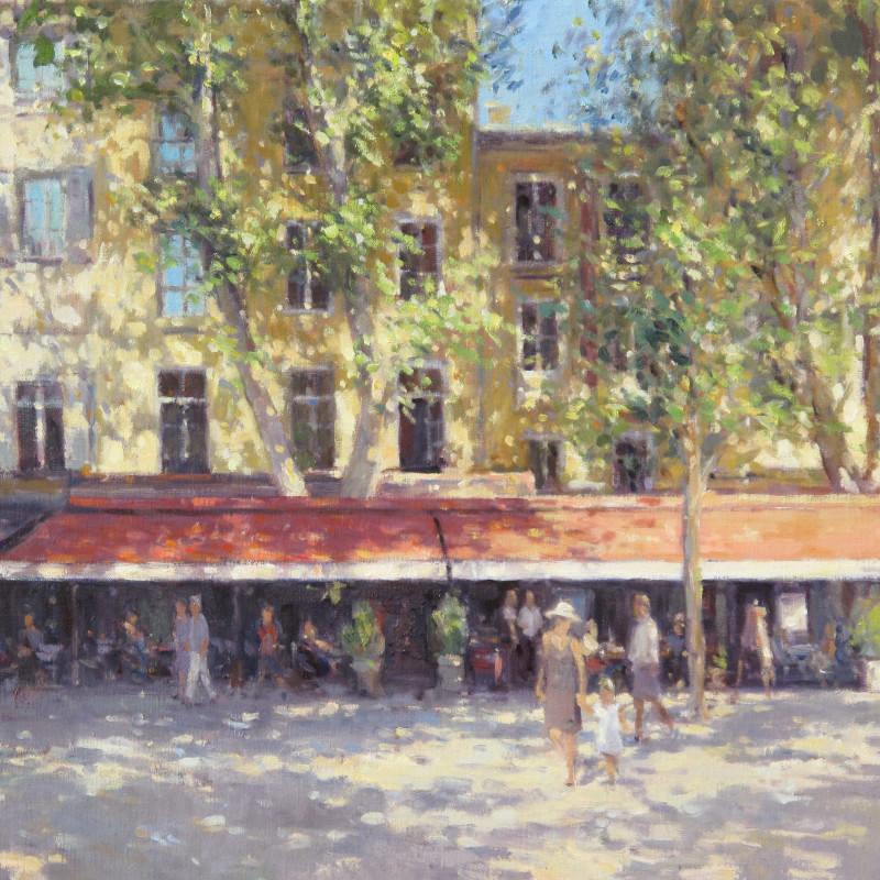 Edward Noott RBSA - Bastide du Cours, Aix, 2018