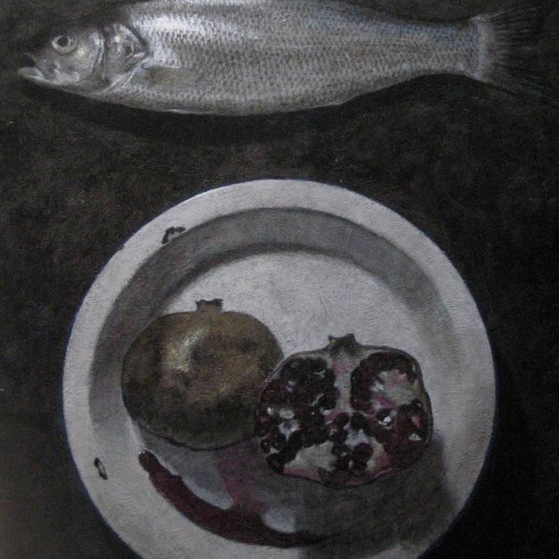 Rob Pittam - Bass & pomegranate