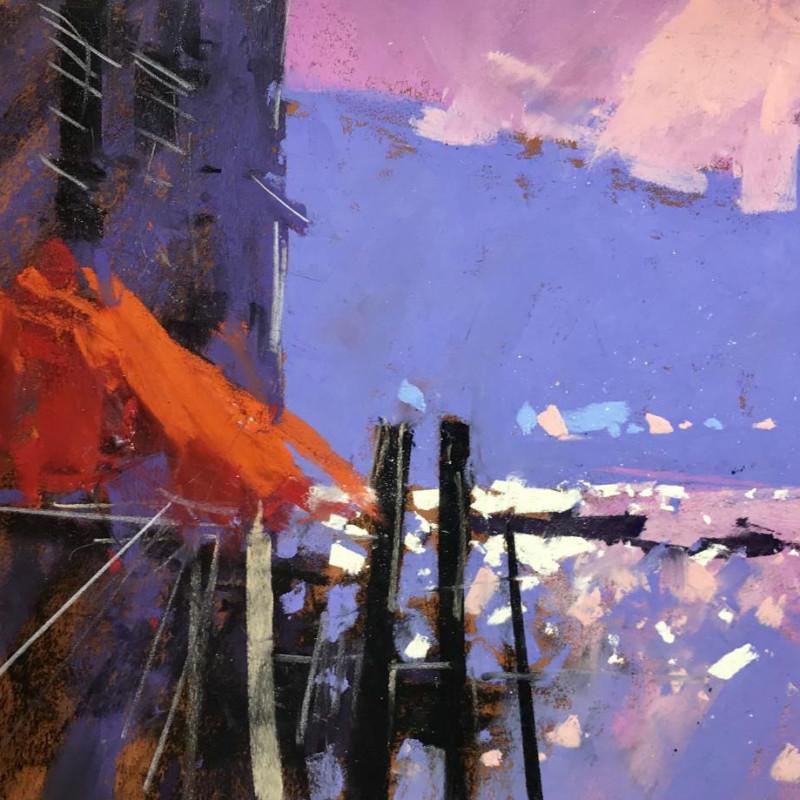 Tony Allain PS, PSA, MPANZ - Red shade, Venice