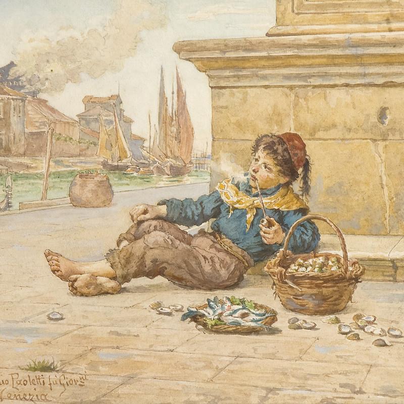 Antonio Ermolao Paoletti - Venezia
