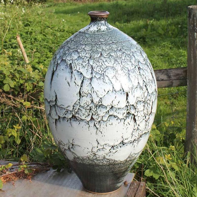 Peter Sparrey - Bottle Vase