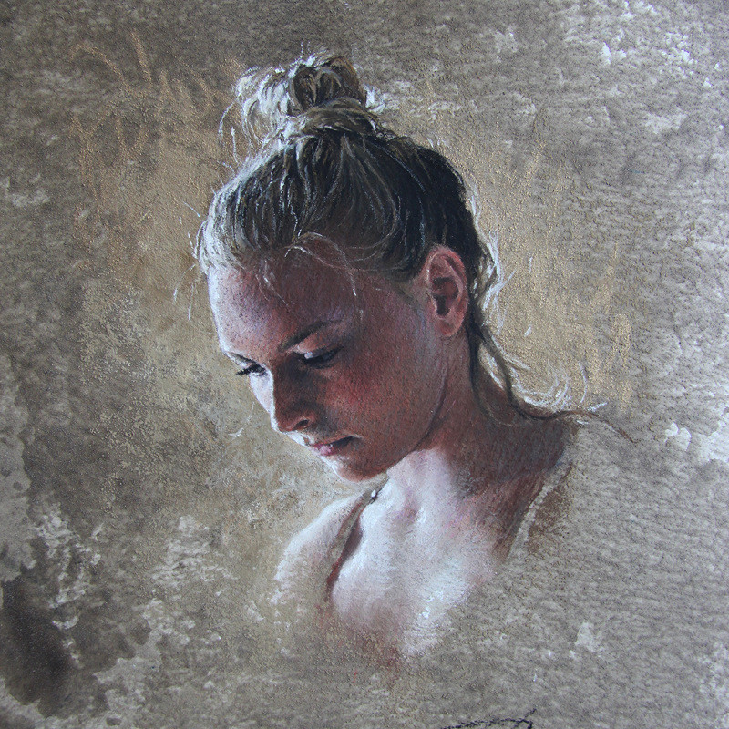Nathalie Picoulet - The little chignon