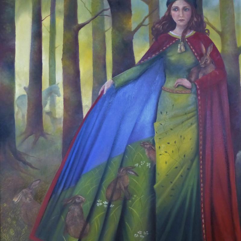 Rosie Lippett - St Melangell