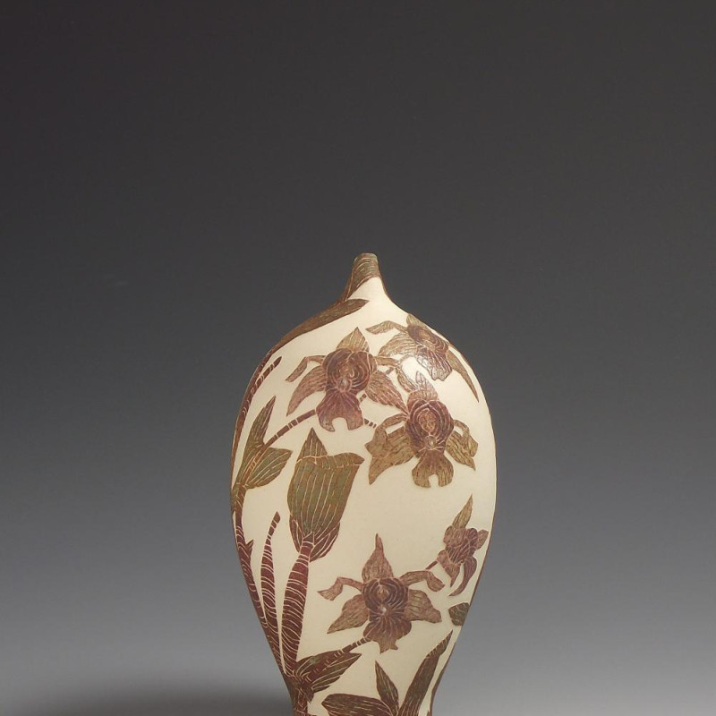 Tiffany Scull - Pastor Orchids vessel