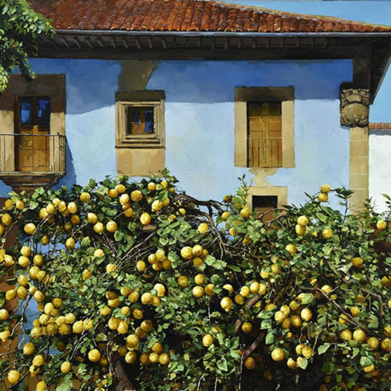 Alan Thompson - Spanish lemon tree