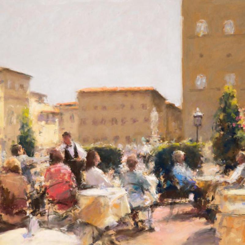 Bob Richardson PS - Cafe David, Florence