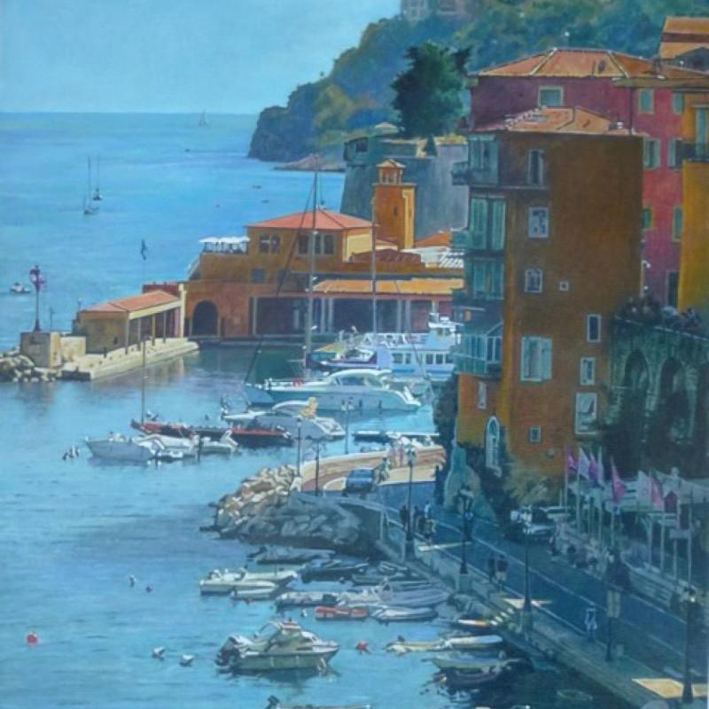 Keith Richens ARSMA - The Savoyard port