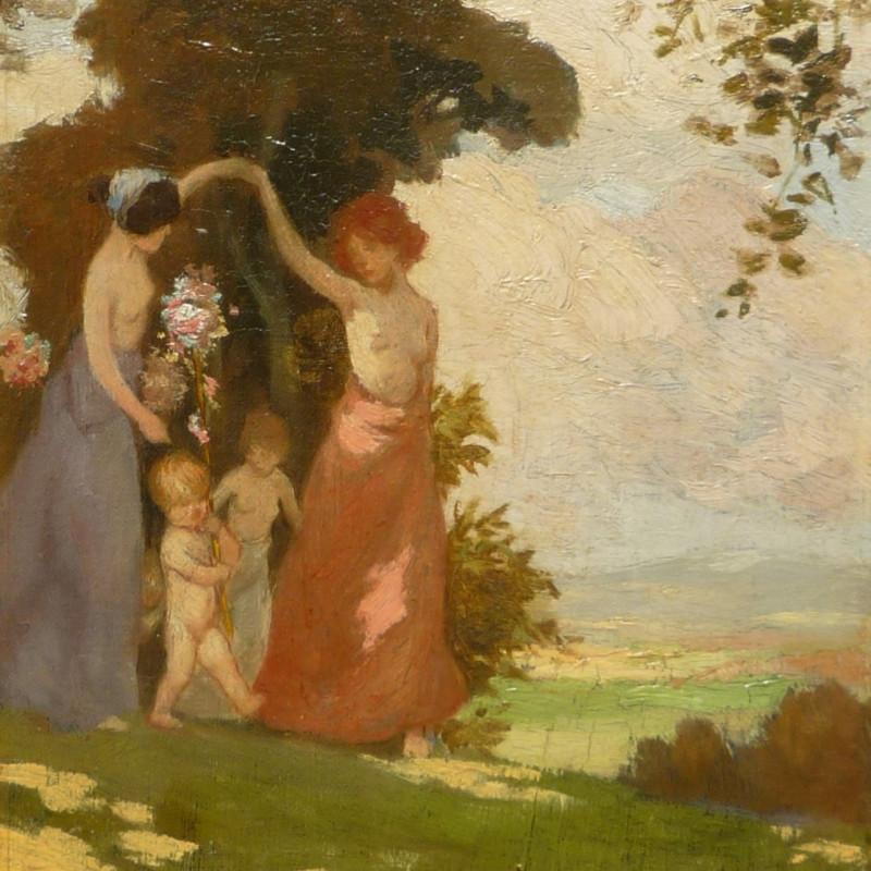 Arthur Henry Jenkins - A spring celebration