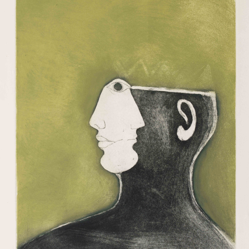 Ahmed Morsi - Crowned Head, 1999