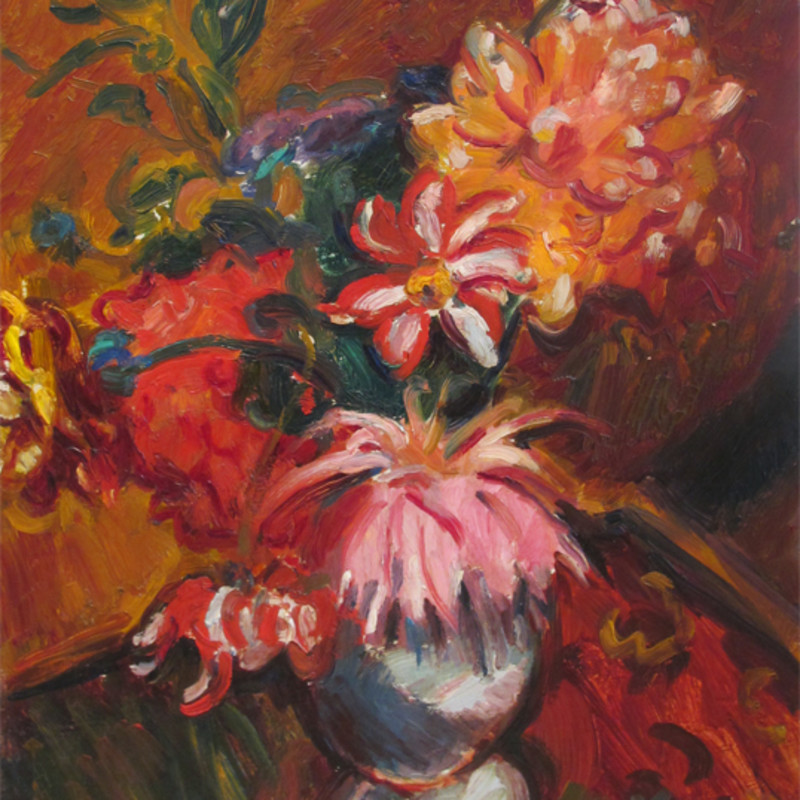 Matthew Smith - Dahlias